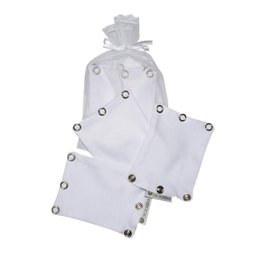 Extensor para Body (03 botões) - Branco