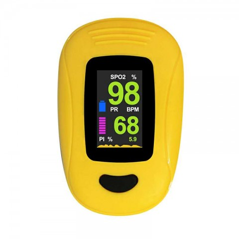 Oxímetro A3 Amarelo
