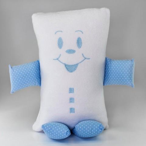 Cuca Baby - G Azul