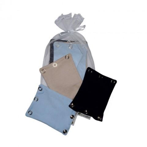 Extensor para Body (03 botões) - Marinho/Bege/Azul