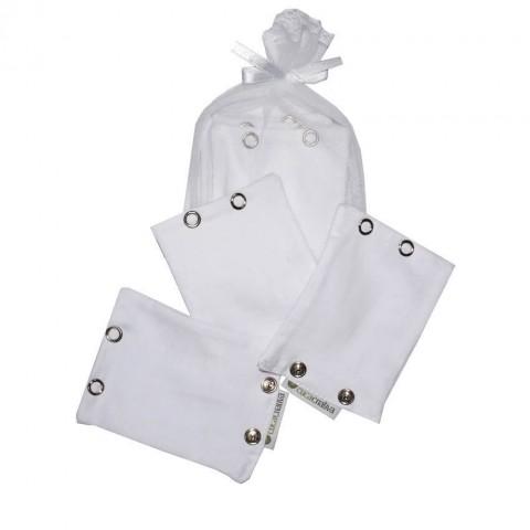 Extensor para Body (02 botões) - Branco