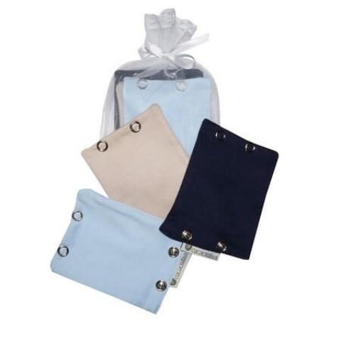 Extensor para Body (02 botões) - Marinho/Bege/Azul