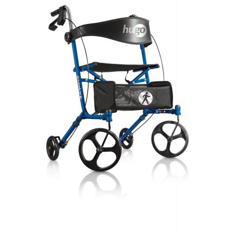 Andador Sidekick Rolling Walker (Assento Azul)