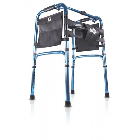Andador Dobrável Hugo Folding Walker - MIDNIGHT BLUE